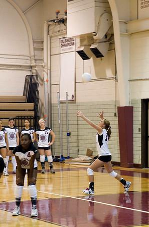 '07-08 Girls Varsity Volleyball