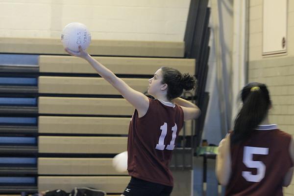 Girls JV Volleyball WINS!