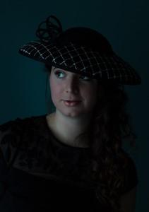 Dáma v klobouku 3