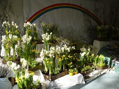 Ostergarten - März 2012