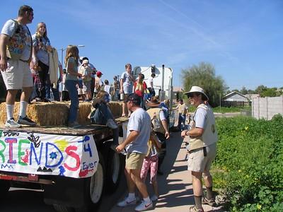 Ostrich Parade 2005