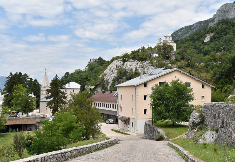 Lower Monastery