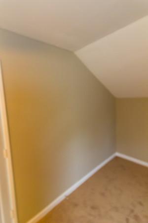 2nd floor back bedroom