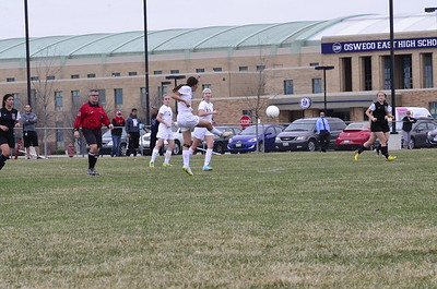 OE girls soccer Vs Plainfield No  2015 630