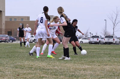 OE girls soccer Vs Plainfield No  2015 601