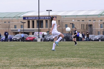 OE girls soccer Vs Plainfield No  2015 595