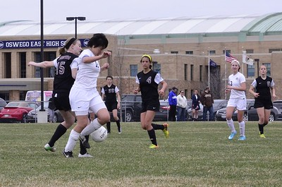 OE girls soccer Vs Plainfield No  2015 634