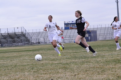 OE girls soccer Vs Plainfield No  2015 616