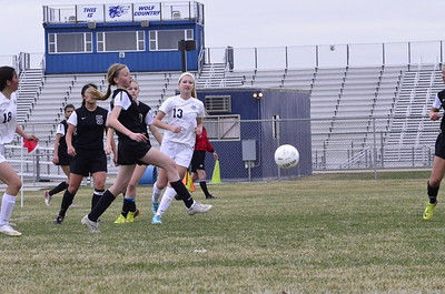 OE girls soccer Vs Plainfield No  2015 627
