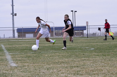 OE girls soccer Vs Plainfield No  2015 614