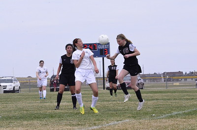 OE girls soccer Vs Plainfield No  2015 594