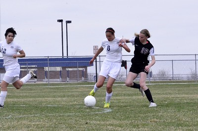 OE girls soccer Vs Plainfield No  2015 613