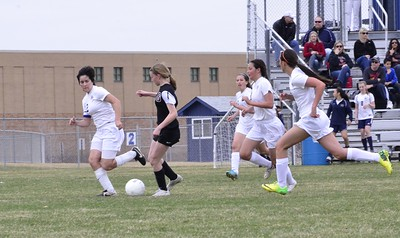 OE girls soccer Vs Plainfield No  2015 609