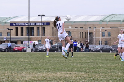 OE girls soccer Vs Plainfield No  2015 596