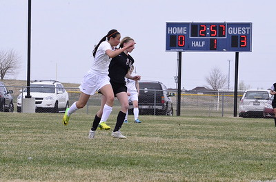 OE girls soccer Vs Plainfield No  2015 592