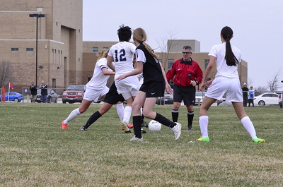 OE girls soccer Vs Plainfield No  2015 600