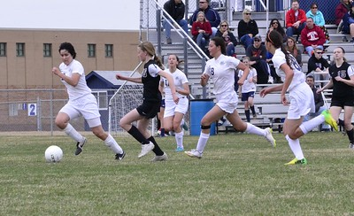 OE girls soccer Vs Plainfield No  2015 608