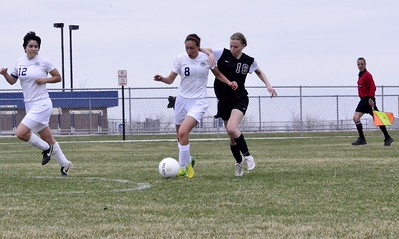 OE girls soccer Vs Plainfield No  2015 612