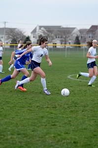 OE Girls JV Soccer Vs Rosary 2016 053