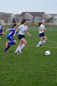 OE Girls JV Soccer Vs Rosary 2016 055