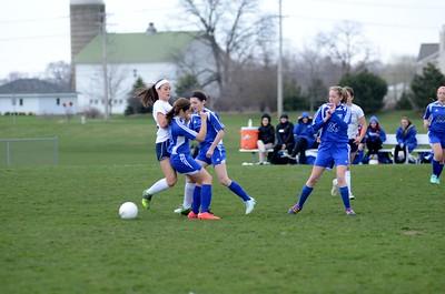 OE Girls JV Soccer Vs Rosary 2016 003