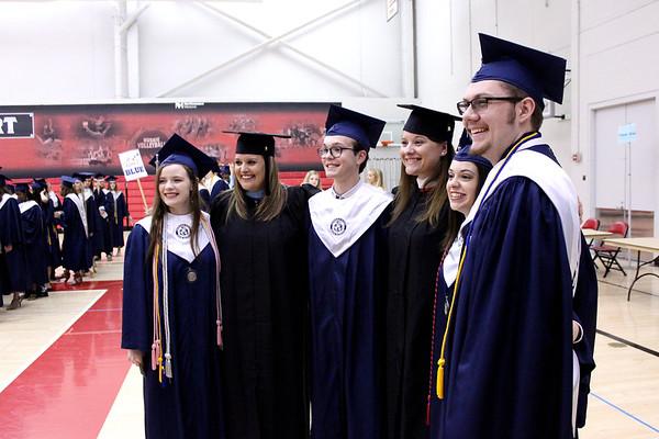 Oswego East High School Class of 2018 Graduation