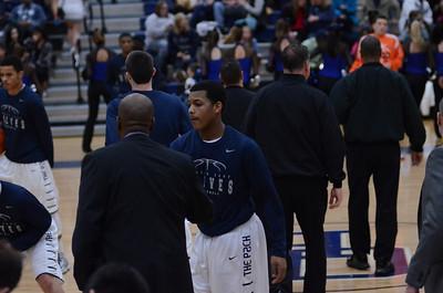 OE boys Basketball Vs Romeoville 363