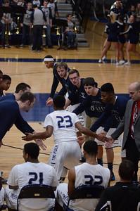 OE boys Basketball Vs Romeoville 378