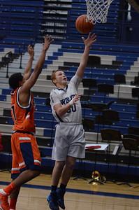 OE boys Basketball Vs Romeoville 129