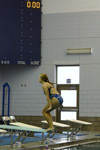 Oswego girls swim team Vs Rosary 2013 024