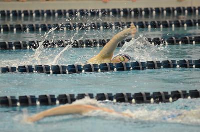 Oswego girls swim team Vs Rosary 2013 668