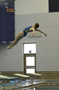 Oswego girls swim team Vs Rosary 2013 019
