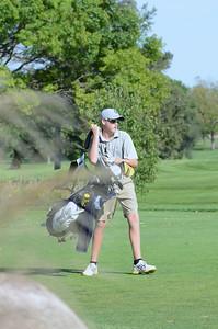 Oswego East Golf Team Vs Plainfield No  2013 028