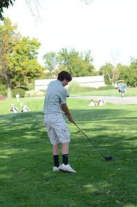 Oswego East Golf Team Vs Plainfield No  2013 036