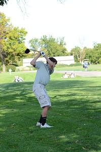 Oswego East Golf Team Vs Plainfield No  2013 034