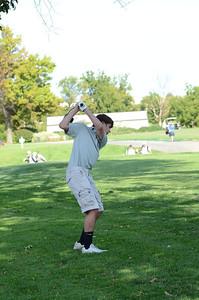 Oswego East Golf Team Vs Plainfield No  2013 035