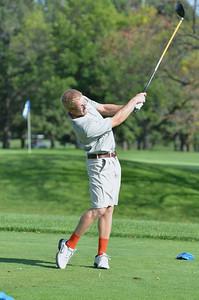 Oswego East Golf Team Vs Plainfield No  2013 050