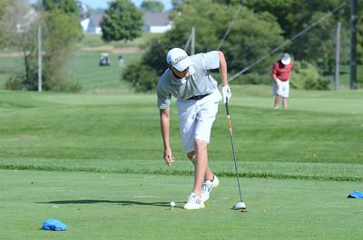 Oswego East Golf Team Vs Plainfield No  2013 009
