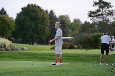 Oswego East Golf Team Vs Plainfield No  2013 685