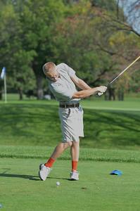 Oswego East Golf Team Vs Plainfield No  2013 046