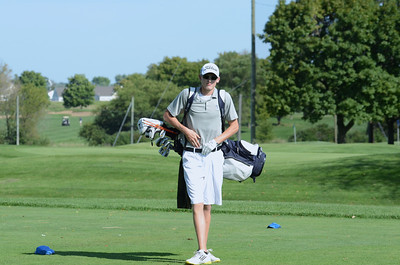 Oswego East Golf Team Vs Plainfield No  2013 027