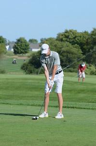 Oswego East Golf Team Vs Plainfield No  2013 011