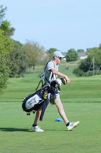 Oswego East Golf Team Vs Plainfield No  2013 029