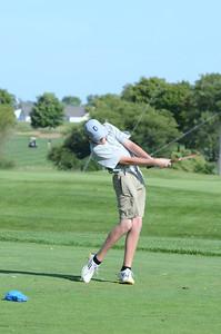 Oswego East Golf Team Vs Plainfield No  2013 024