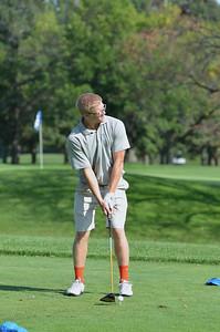 Oswego East Golf Team Vs Plainfield No  2013 047
