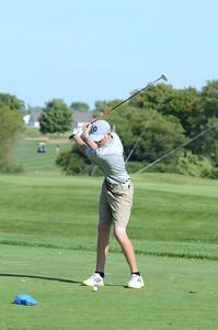 Oswego East Golf Team Vs Plainfield No  2013 021