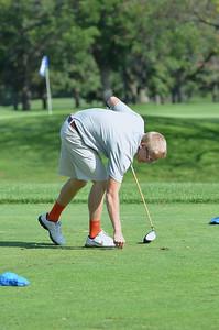 Oswego East Golf Team Vs Plainfield No  2013 041