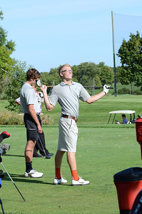 Oswego East Golf Team Vs Plainfield No  2013 037