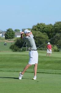 Oswego East Golf Team Vs Plainfield No  2013 017