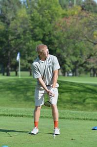 Oswego East Golf Team Vs Plainfield No  2013 048